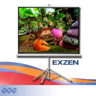 Màn chiếu 3 chân Exzen chungtamua.com