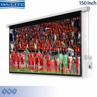 Màn chiếu điện Dalite 150 inch chungtamua.com