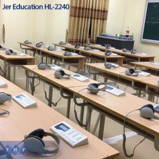 Phòng học ngoại ngữ HL-2240 -chungtamua.com