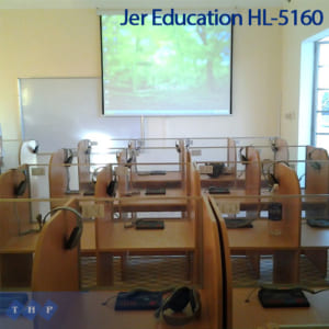 Phòng học ngoại ngữ Jer Education HL-5160