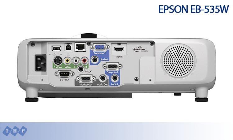 Epson EB-535W ket noi 2