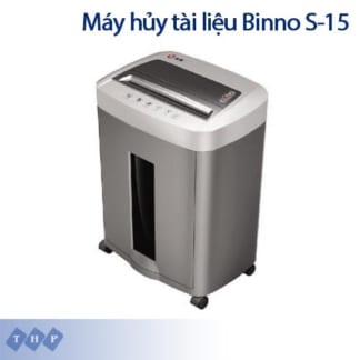 Máy hủy tài liệu Binno S-15