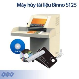 Máy hủy tài liệu Binno S125