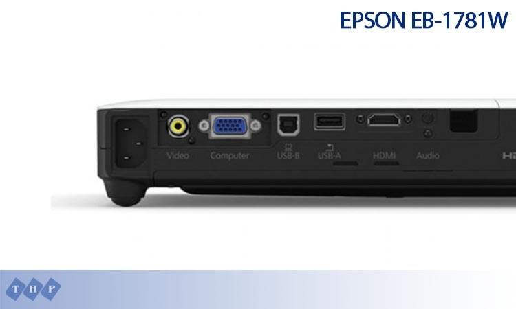 Epson EB-1781W ket noi