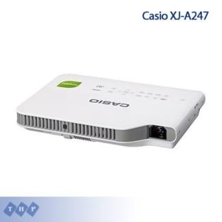 Máy chiếu Casio XJ-A247 -chungtamua.com