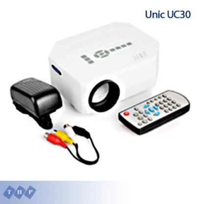 Máy chiếu Mini UNIC UC30 -chungtamua.com