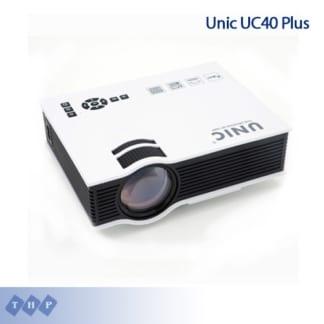 Máy chiếu Mini UNIC UC40 Plus -chungtamua.com
