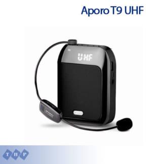 Máy trợ giảng Aporo T9 UHFMáy trợ giảng Aporo T9 UHF