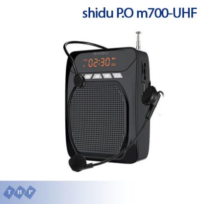 Máy trợ giảng shidu P.O m700-UHF