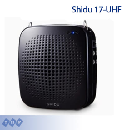 Máy trợ giảng shidu PO 17-UHF