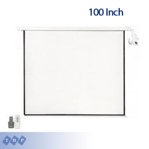 Màn chiếu điện 100 Inch (70×70)