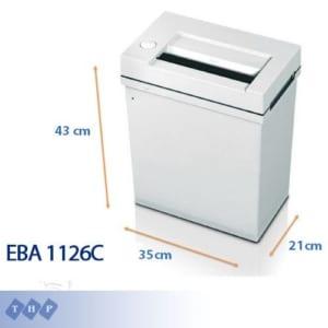 Máy hủy tài liệu EBA 1126C